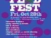 Flood Fest, Wilmington VT,  October 2011